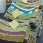 hessian and cloth pencil cases